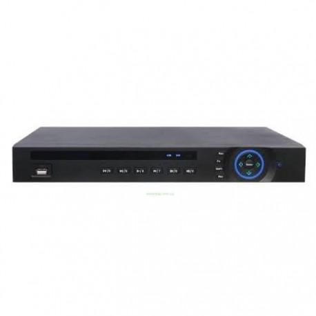 DAHUA HCVR-5108H-V2 ΚΑΤΑΓΡΑΦΙΚΟ HDCVI 8 ΚΑΜΕΡΩΝ  720p