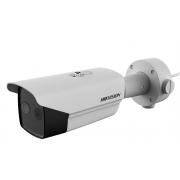 DS-2TD2617-6/V1  HIKVISION IP διπλή διφασματική καμερα bullet  2 Mpixel