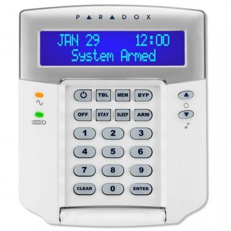 K32+ PARADOX LCD EN ΠΛΗΚΤΡΟΛΟΓΙΟ