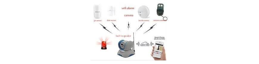 Specialised sensors